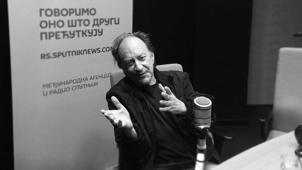 Горан Паскаљевић - Sputnik Србија