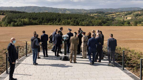 """Obeležavanje godišnjice operacije """"Halijard"""" u Pranjanima - Sputnik Srbija"""