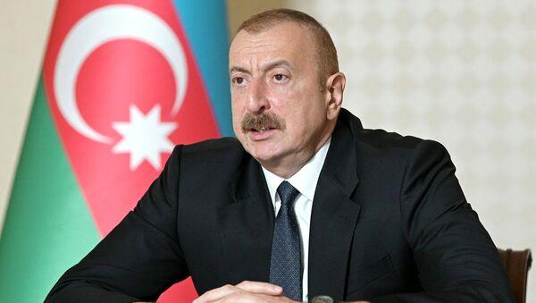 Predsednik Azerbejdžana: Provokacija Jermenije, odgovorićemo - Sputnik Srbija