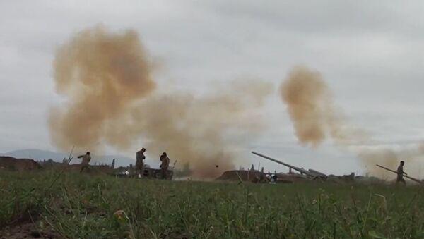 Рат у Нагорно-Карабаху - Sputnik Србија
