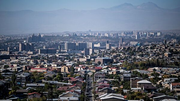 Pogled na Jerevan - Sputnik Srbija