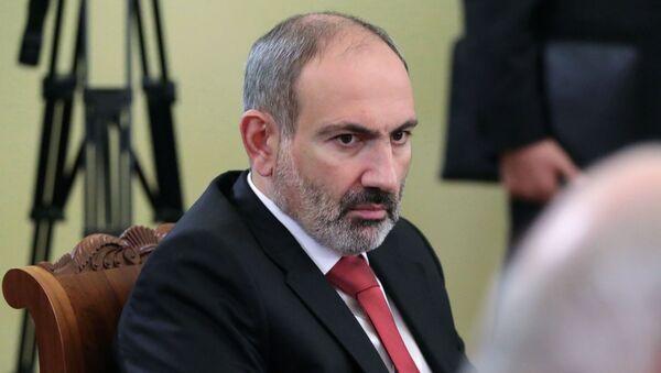 Premijer Jermenije Nikol Pašinjan - Sputnik Srbija