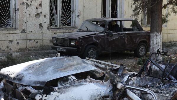Sukobi u Nagorno-Karabahu - Sputnik Srbija