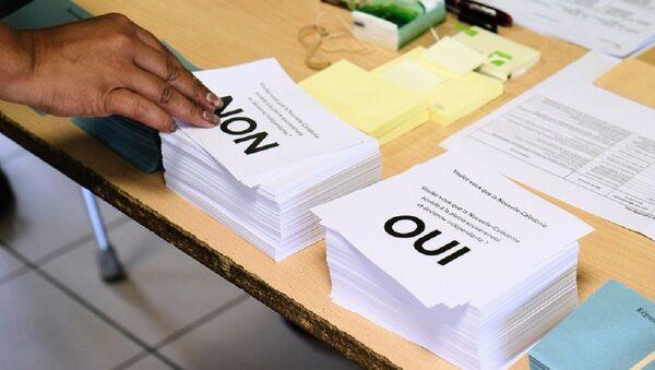 Referendum u Francuskoj - Sputnik Srbija