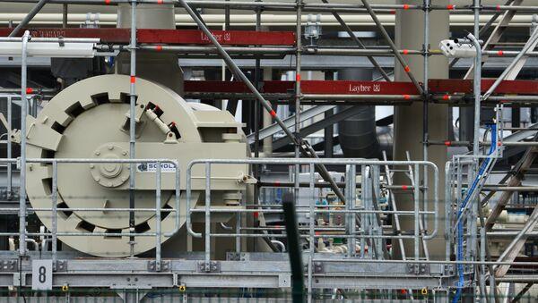 Izgradnja gasovoda - Sputnik Srbija