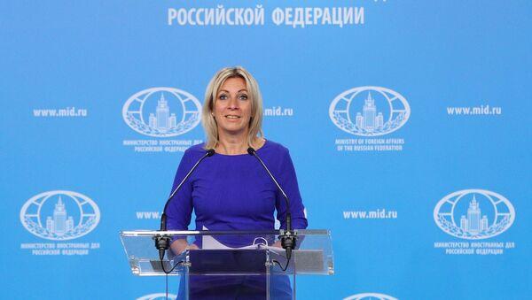 Zaharova: Nadamo se da će posle izbora u Americi zavladati zdrav razum - Sputnik Srbija