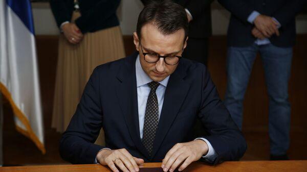 Директор Канцеларије за Косово и Метохију Петар Петковић - Sputnik Србија