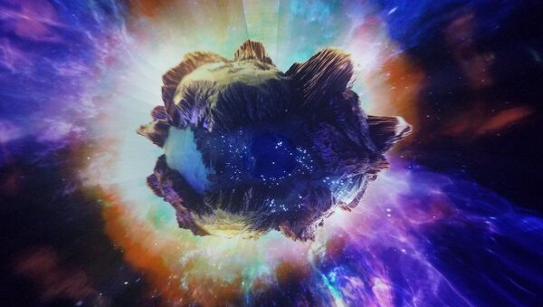 Астероид у свемиру - Sputnik Србија