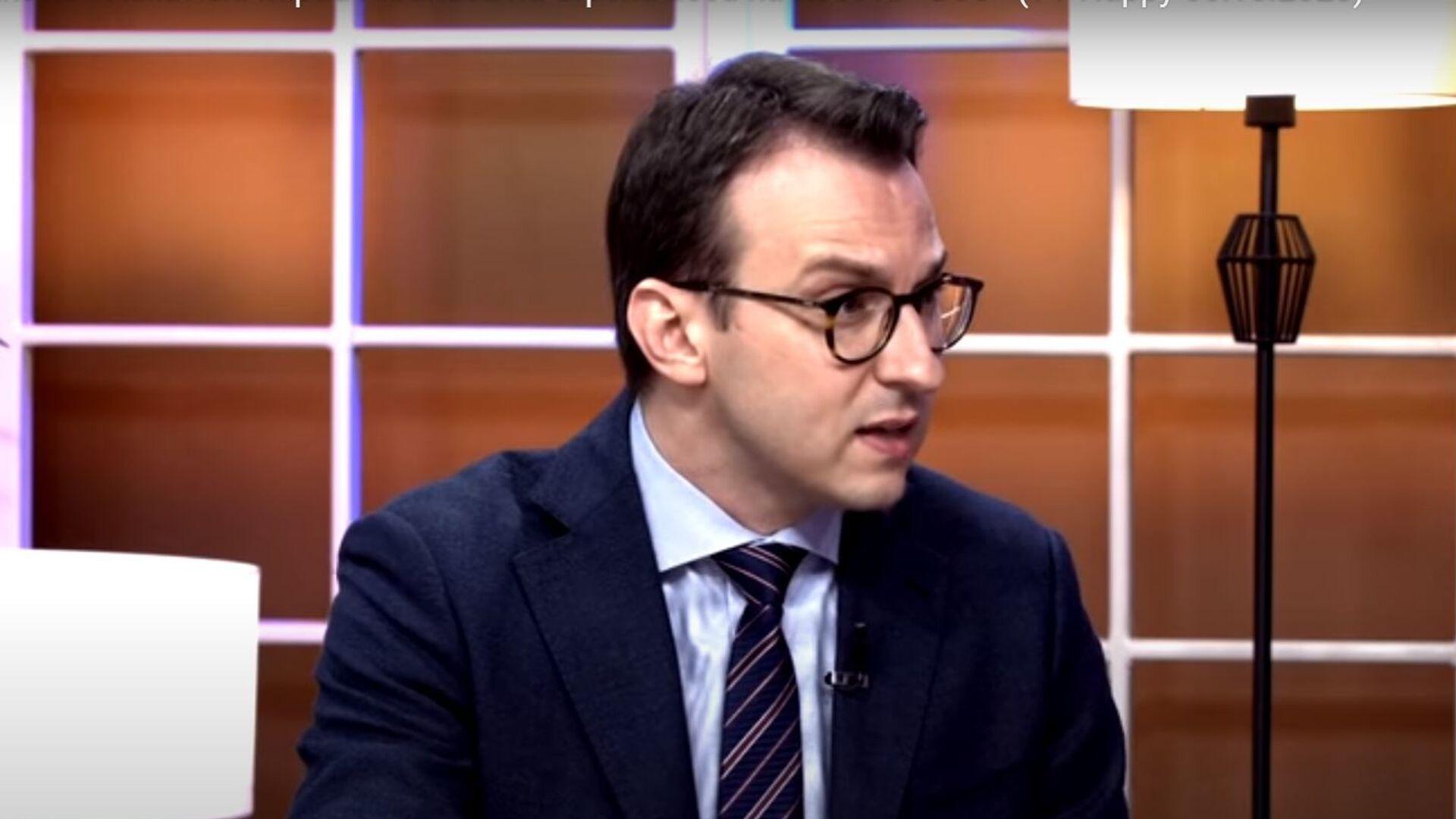 Директор Канцеларије за Косово и Метохију Петар Петковић - Sputnik Србија, 1920, 08.10.2021