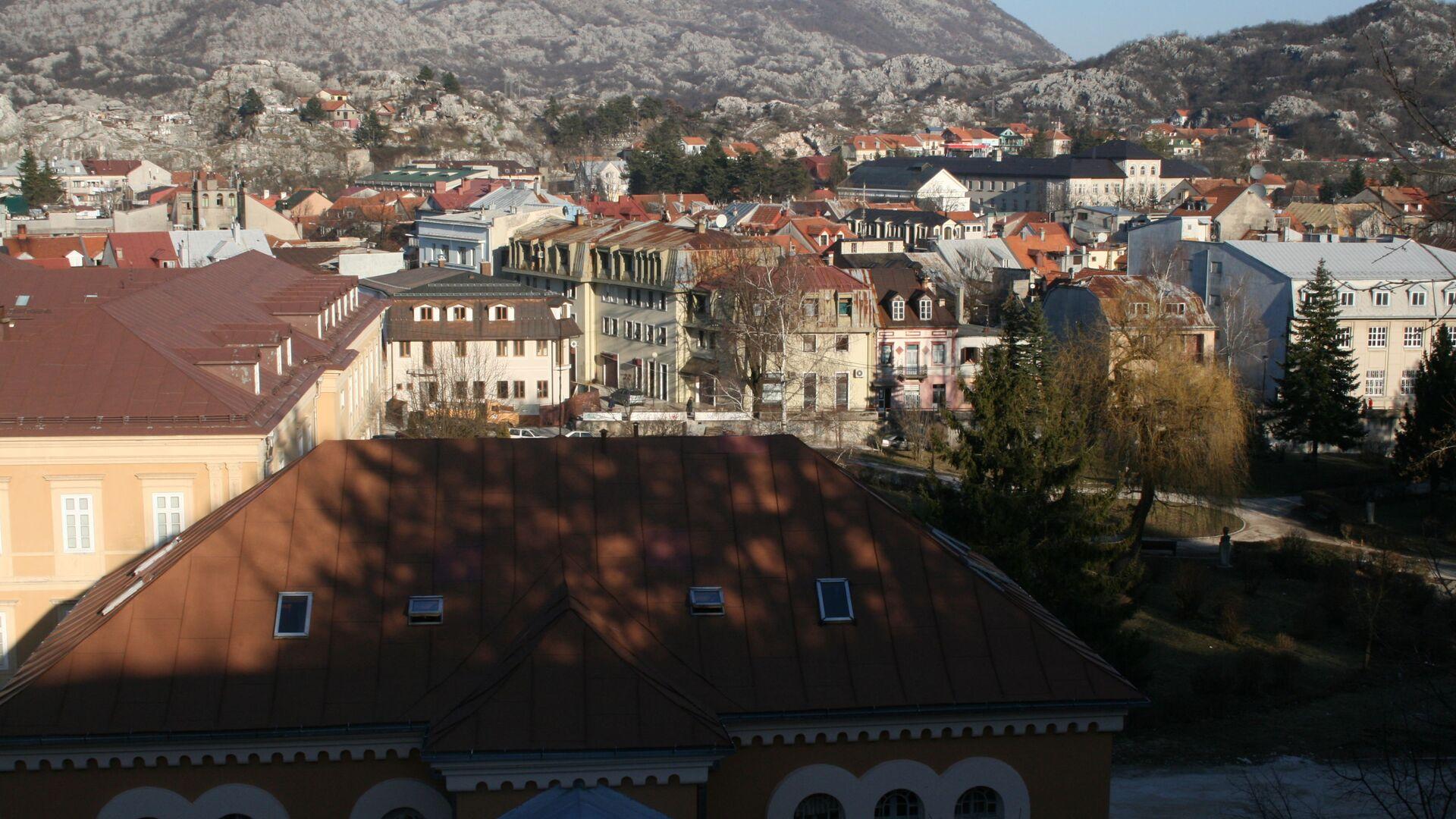Cetinje - Sputnik Srbija, 1920, 17.09.2021