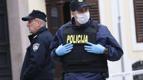Полиција, Хрватска - Sputnik Србија
