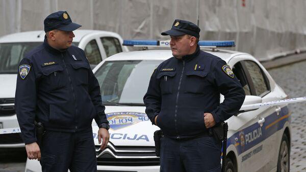 Hrvatska policija - Sputnik Srbija