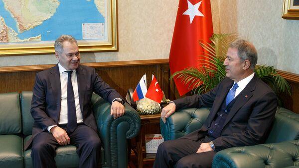 Анкара: Подржавамо операцију Азербејџана, Јерменија да се повуче из Нагорно-Карабаха - Sputnik Србија