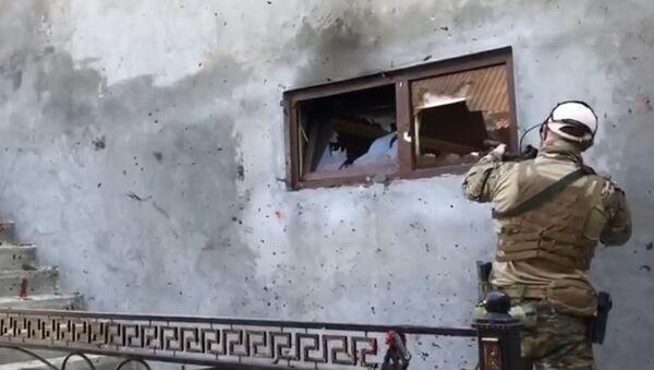 Антитерористичка операције у Грозном - Sputnik Србија
