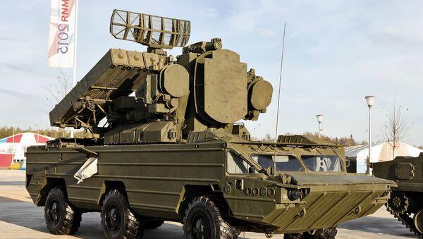 Protivvazdušni raketni sistem Osa AK - Sputnik Srbija