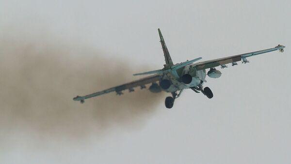 Jurišni avion Su-25 - Sputnik Srbija