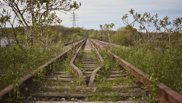 Železnička pruga - Sputnik Srbija