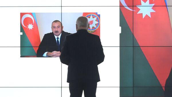 Генерални директор МИА Росија севодња интервјуише председника Азербејџана Илхама Алијева - Sputnik Србија