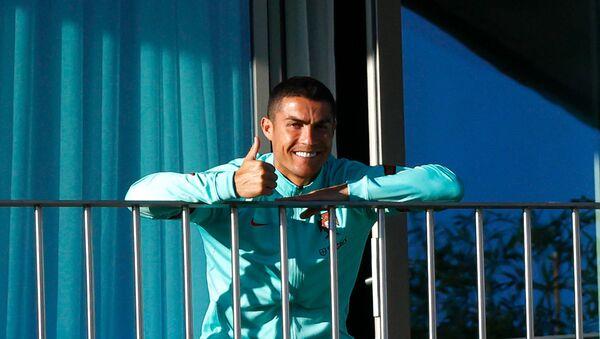 Kristijano Ronaldo u karantinu - Sputnik Srbija