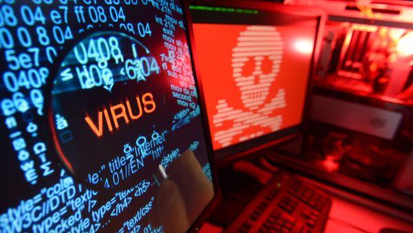 Globalni napad virusa na računarske sisteme - Sputnik Srbija