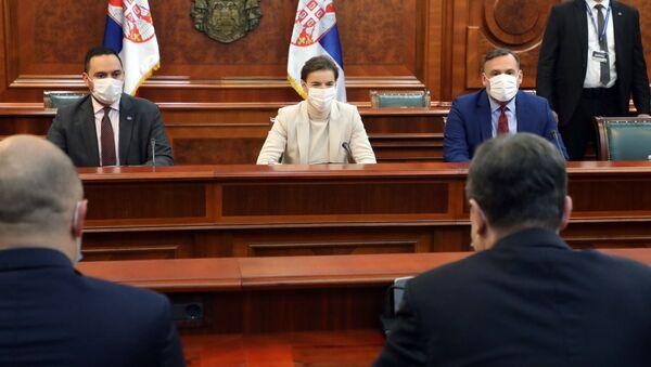 Konsultacije o sastavu nove Vlade Srbije  - Sputnik Srbija