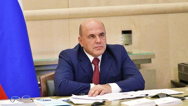 Mihail Mišustin - Sputnik Srbija