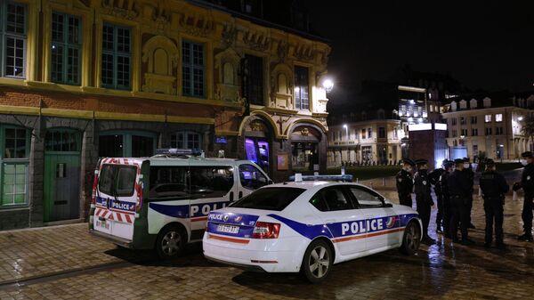 Francuska policija - Sputnik Srbija