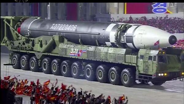 Parada u Severnoj Koreji - Sputnik Srbija