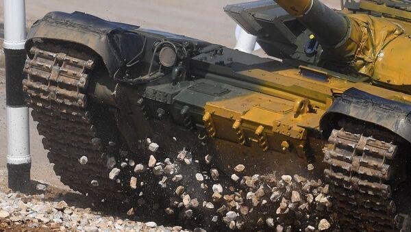 Tenk T-72, poligon Alabino - Sputnik Srbija