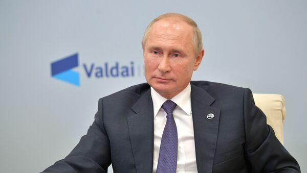 Putin: Obavljanju dužnosti predsednika jednom će doći kraj, svestan sam toga - Sputnik Srbija