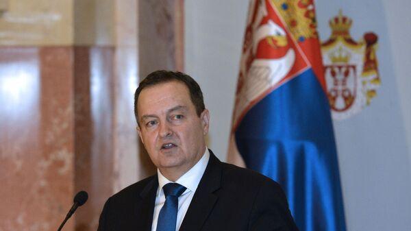 Председник Скупштине Србије Ивица Дачић - Sputnik Србија