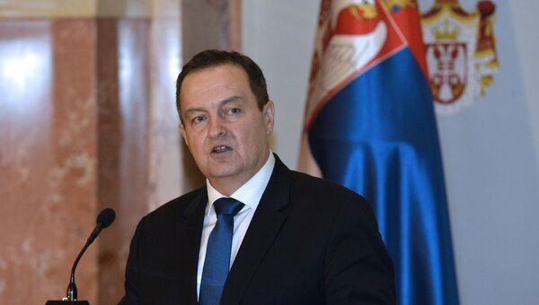 Predsednik Skupštine Srbije Ivica Dačić - Sputnik Srbija