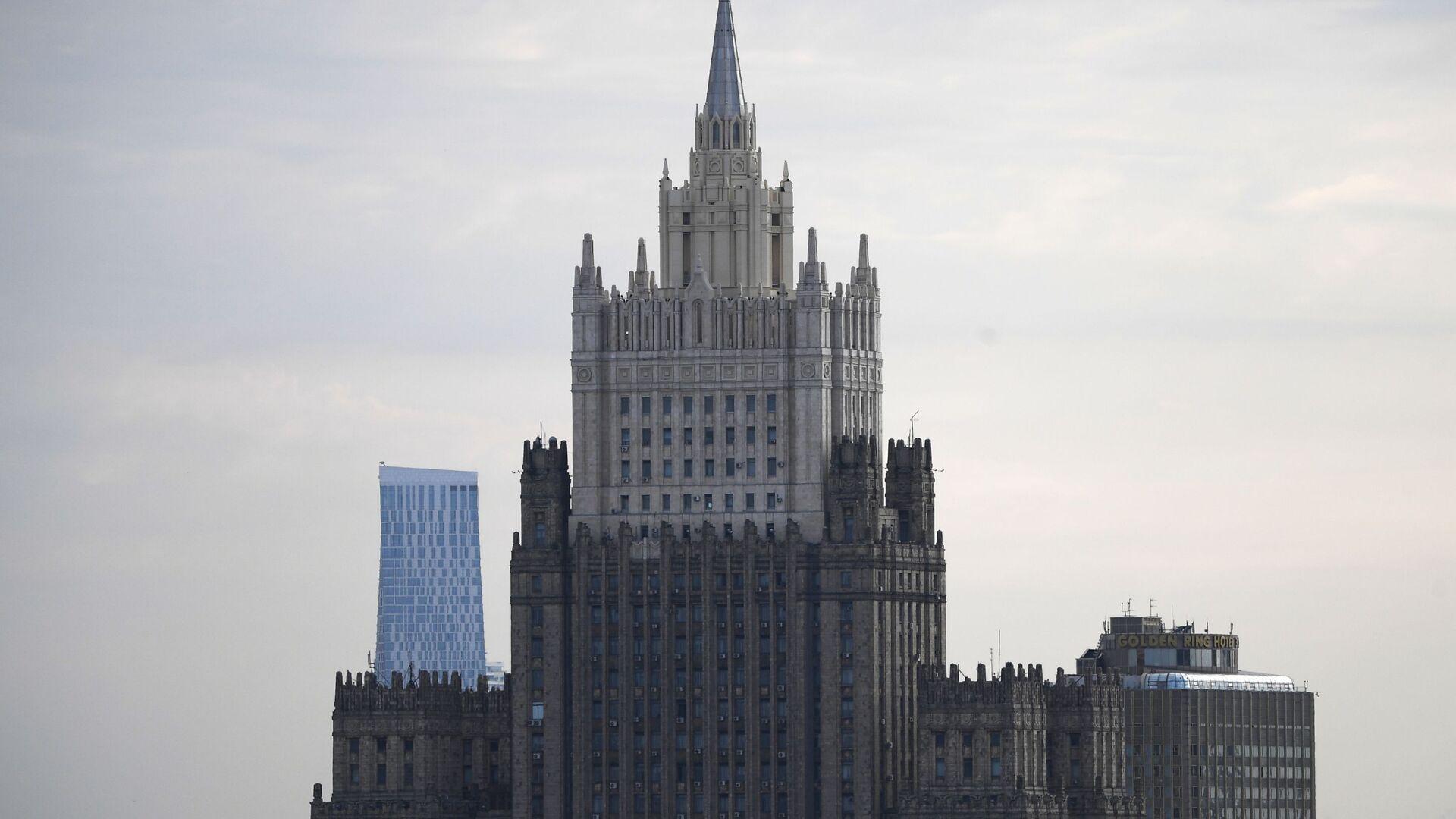 Zgrada Ministarstva spoljnih poslova Rusije  - Sputnik Srbija, 1920, 08.10.2021