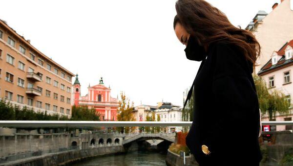 Ljubljana u vreme korone - Sputnik Srbija