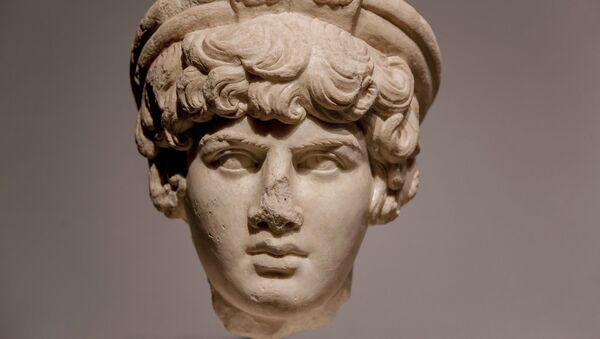 Rimski imperator Hadrijan - Sputnik Srbija