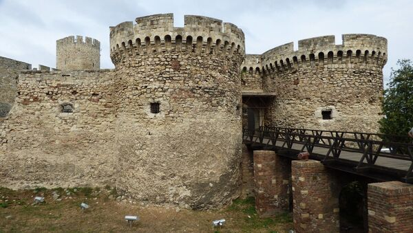 Kalemegdanska tvrđava - Sputnik Srbija