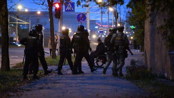 Хапшења током протеста у Минску - Sputnik Србија