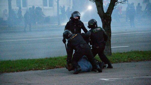 Hapšenje u Minsku - Sputnik Srbija