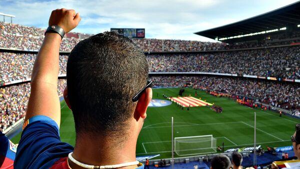 Stadion Kamp nou u Barseloni - Sputnik Srbija