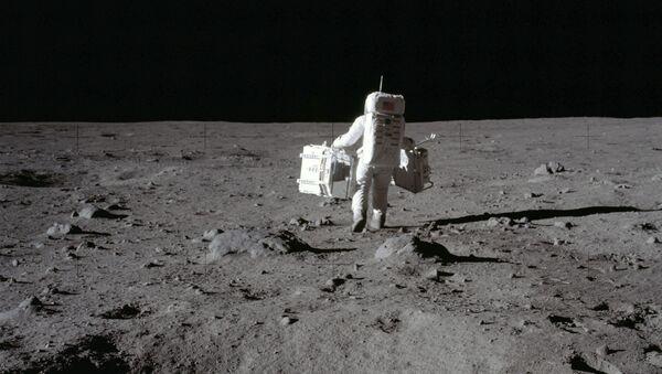 Површина Месеца - Sputnik Србија