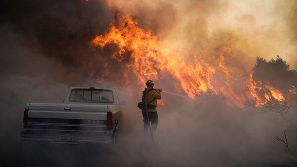 Požari u Kaliforniji - Sputnik Srbija
