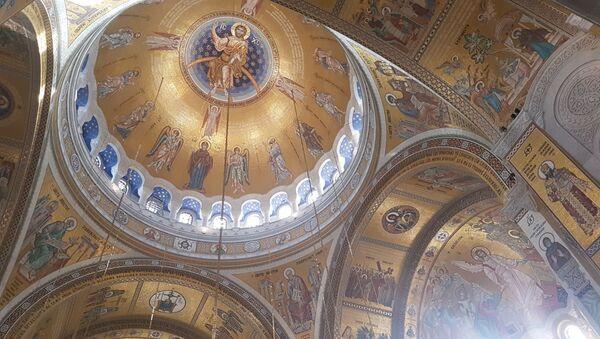 Купола храма Светог Саве - Sputnik Србија