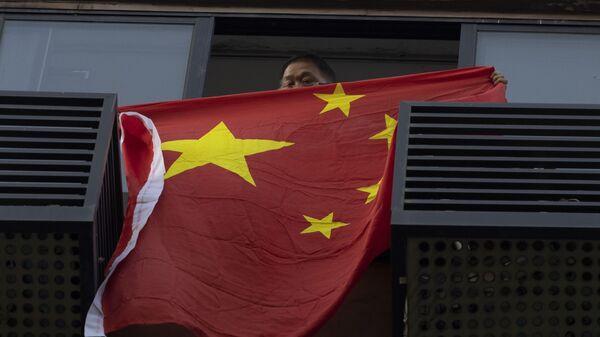 Кина застава - Sputnik Србија