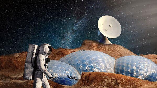 Живот на Марсу - Sputnik Србија