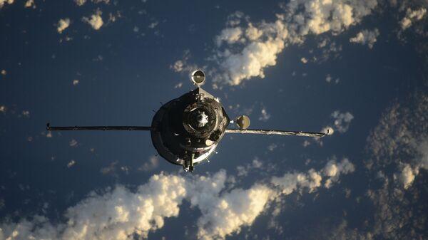 Pogled iz Međunarodne svemirske stanice - Sputnik Srbija