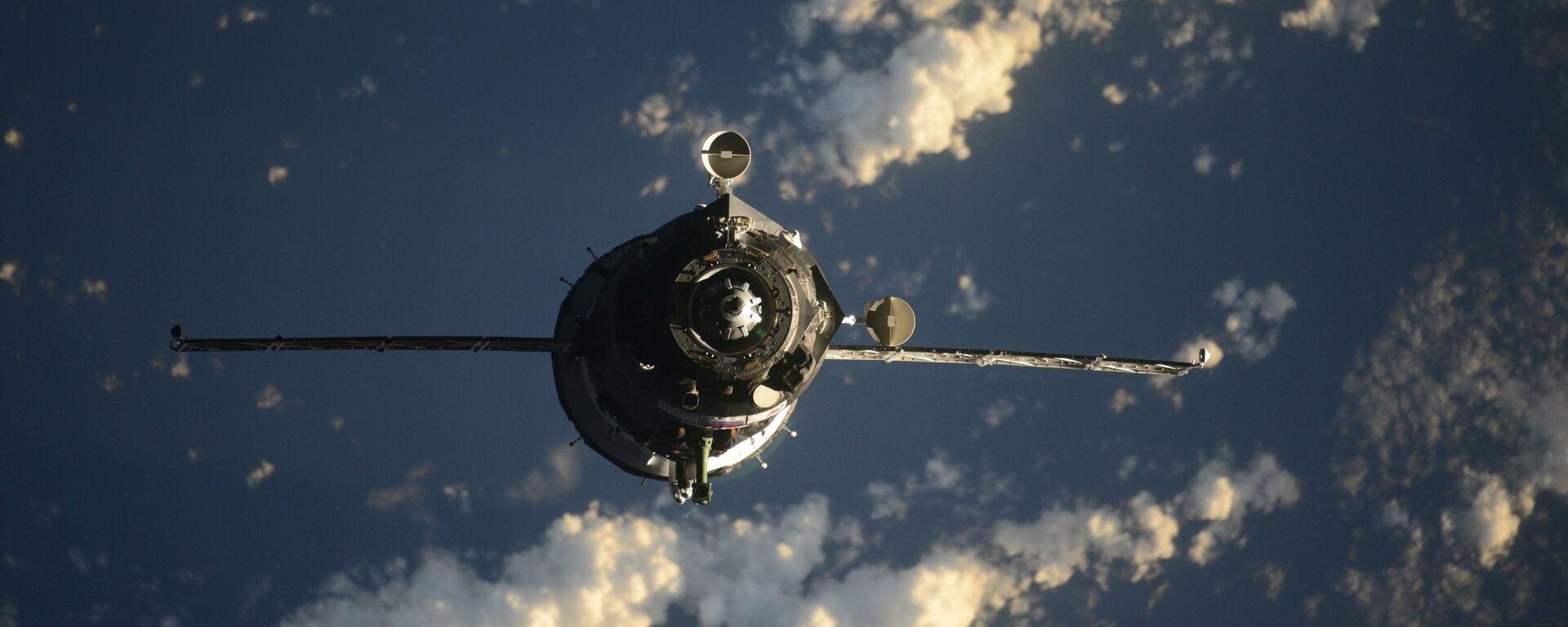 Pogled iz Međunarodne svemirske stanice - Sputnik Srbija, 1920, 22.09.2021