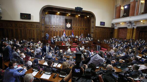 Skupština Srbije - Sputnik Srbija