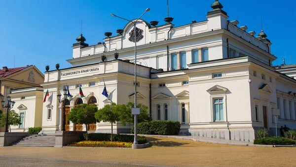Зграда парламента Бугарске у Софији - Sputnik Србија