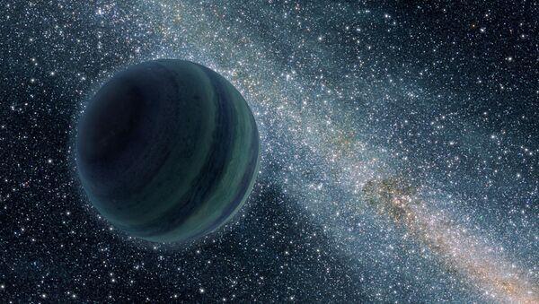 Слободна планета која лута свемиром и није повезана са звезданим системом - Sputnik Србија