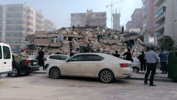 Последице земљотреса у Турској - Sputnik Србија